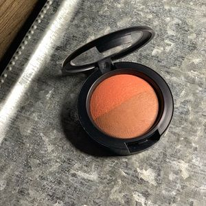 MAC Cosmetics Mineralize Blush A LITTLE BIT OF SUN